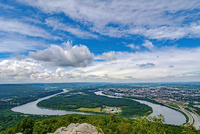 Moccasin Bend Views