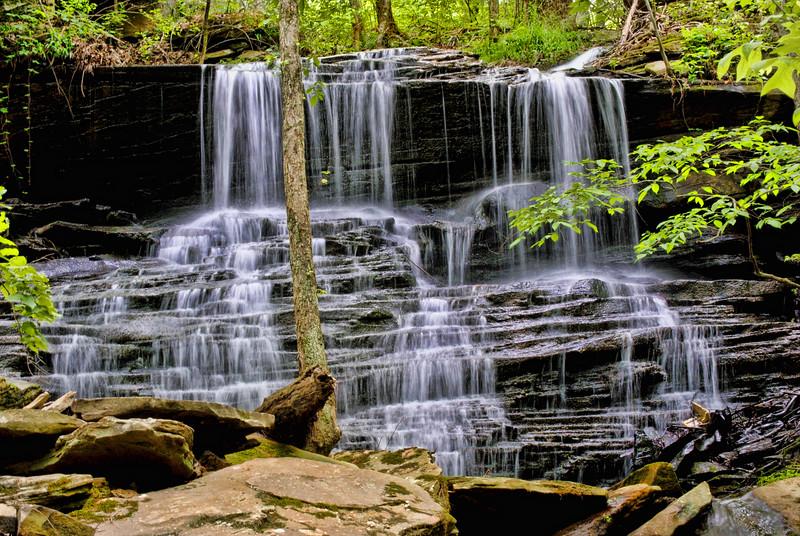 Richey Ridge Falls
