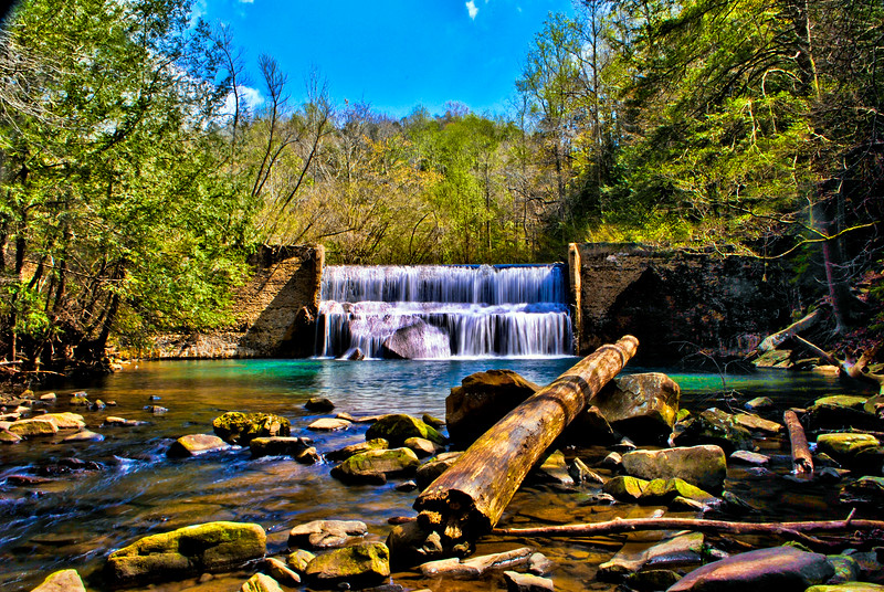 Rainbow Dam