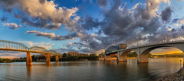4 Bridges of Chattanooga