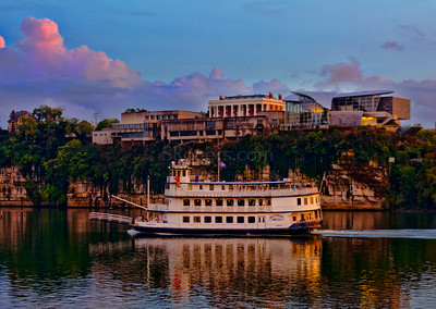 Hunter Museum and Riverboat
