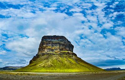 Icelandic Monolith