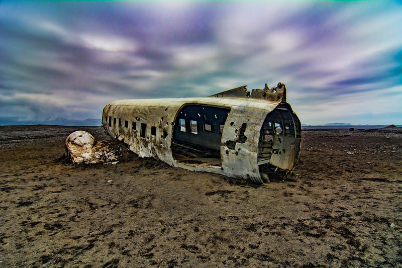 Sólheimasandur Plane Crash