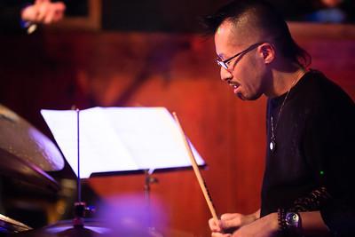 Hidenori Sato (Drums)