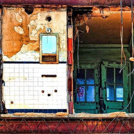 Abandoned Chattanooga