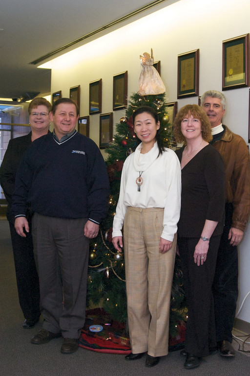 Holiday Photo for FSS Team