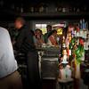 Bar staff at O'Donnells