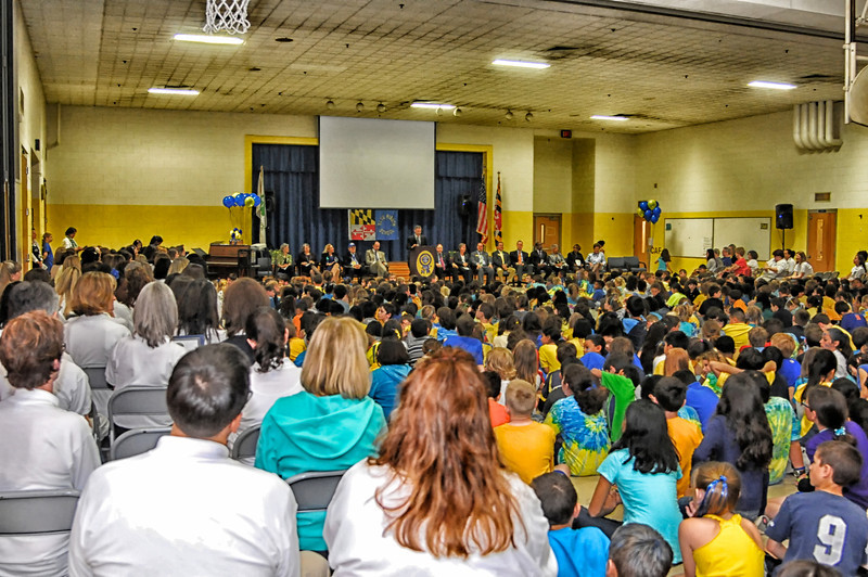 The assembly at RCES