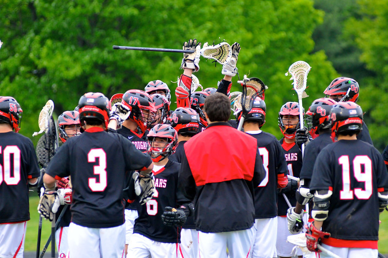 QO celebtates win over Seneca Valley 18 - 1
