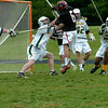 QO Jake Christensen scores over SV Goalie