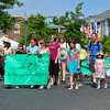 Kentlands Community Chorus at the Kentlands Day Parade.