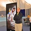 Patrizio Allendee a senior tennis instructor at the Montgomery TennisPlex in Germantown MD