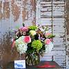 Valentine's Day Flower Display at Kentlands Flowers & Bows