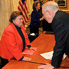 US Senator Barbara Mikulski (MD) and Chancellor University System of Maryland, Dr. William E. Kirwan