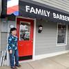 Linda Tran, of the Family Barber Shop