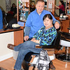 Barbers, LInda Tran and Tommy Nguyen