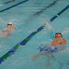 2014 Division E Championships hosted by Kentlands includes Franklin Knolls Gators, Stonebridge Sharks, King Farm Screaming Geese, Northwest Branch Dolphins, Mohicans and the Kentlands Kingfish.<br /> <br /> Featured: Nolan Sheehan and Chris Thoms (KL) go stroke for stroke in the 13-14 50M Backstroke