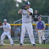 Gaithersburg Giants versus Vienna Dogs at Kelly Park<br /> <br /> Pitcher Trevor Houck