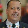 Grand Opening and Dedication Ceremony - Travilah Fire Station #32 in Rockville MD <br /> <br /> HOT SPOT  Captain Tom Gartner