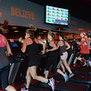 OrangeTheory - 9:30 Class - Far R to L  Sara Mangiaracina, Melissa Bernstein, Romeo Tivoli, Rikki Drylerman and last three are unknown