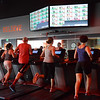 OrangeTheory - 9:30 Class - R to L  Sara Mangiaracina, Melissa Bernstein, Romeo Tivoli, Rikki Drylerman and last is unknown