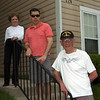 Copperfield Crossing II Residents.. Art Sturm. Art Bescher and Gloria Wall are among 28 condo residents in Copperfield Crossing whose street address on Kentlands BLVD is udner review for a changes as proposed by MCF&R.