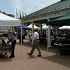Kentland Days - May 1.  The Farmers Market opened at the Main Street Pavilion on May 1.