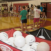 Fall Sports - QO 2010 to 2011. Tryouts begin for the 2010 Fall Girls volleyball team at QO