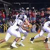 Northwest versus Quince Orchard - upset win by NW 35 to 21 over QO<br /> <br /> Featured  here in the backfield are E.J. Lee, Mark Pierce and Rasheed Gillis