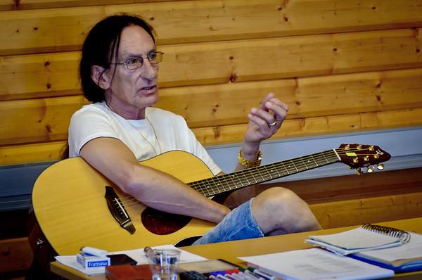 Himos 2011 - Ken Hensley Songwriting Class