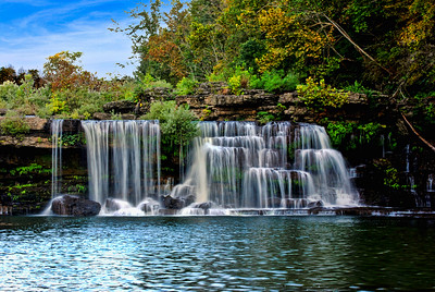 Rock Island Falls