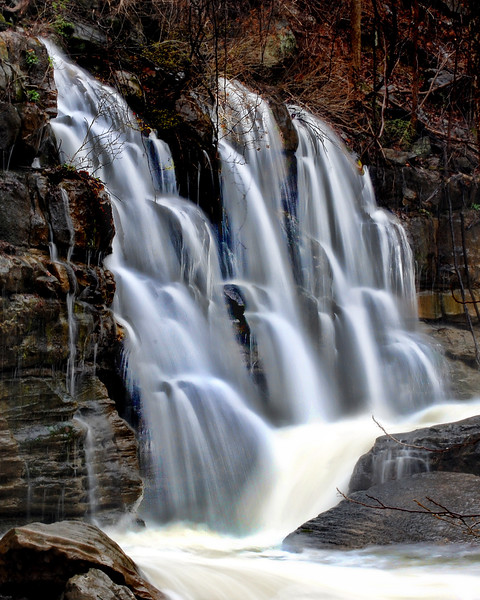 Three Creek Falls