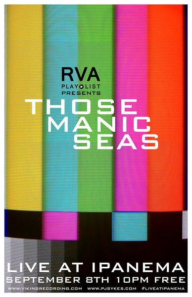 Those Manic Seas
