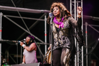 Martha Reeves and the Vandellas @ Live From Times Square 2017