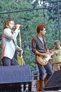Southside Johnny and Willie Rush.