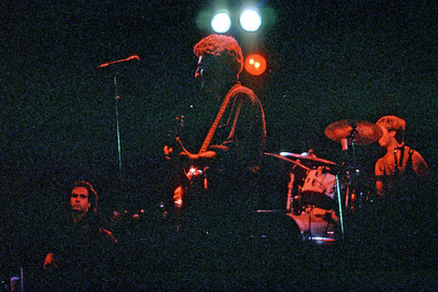 Geno Boccia on bass, Willie Rush, and Steve Becker on drums.