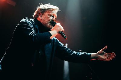 8th September 2021 - Elbow perform at Usher Hall, Edinburgh.