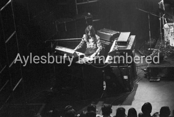 Camel at Civic Centre, Nov 8th 1975