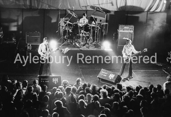 The Jam at Civic Centre, Nov 26th 1977