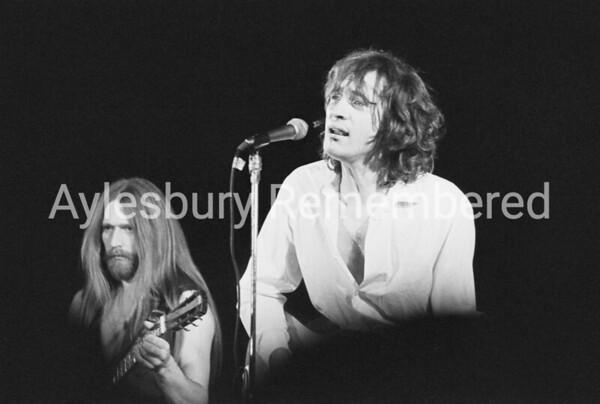 John Otway & Wild Willy Barrett, May 25th 1978