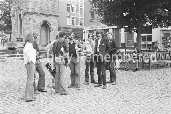 Open Air Otway Film Crew, Aug 3rd 1978