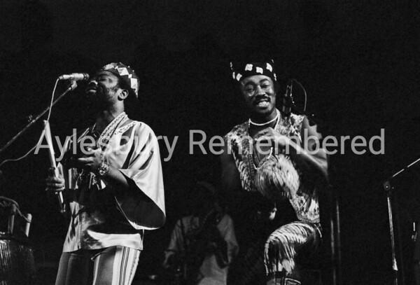 Osibisa, Jan 7th 1978