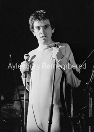 Peter Gabriel at Civic Centre, Aug 24th 1979