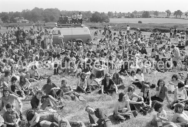 Rabans Rocks Festival, July 21st 1974