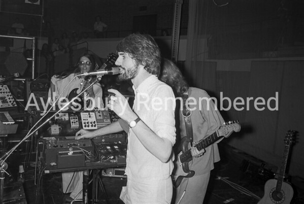 Steve Hillage at Civic Centre, Oct 15th 1977