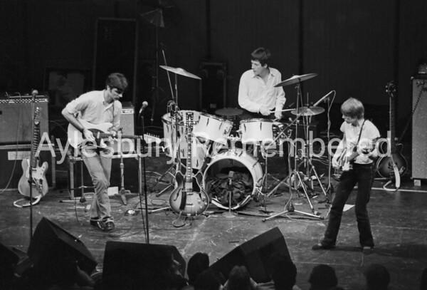Talking Heads at Civic Centre, Jan 24th 1978