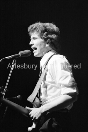 Tom Robinson Band at Civic Centre, Oct 12th 1978