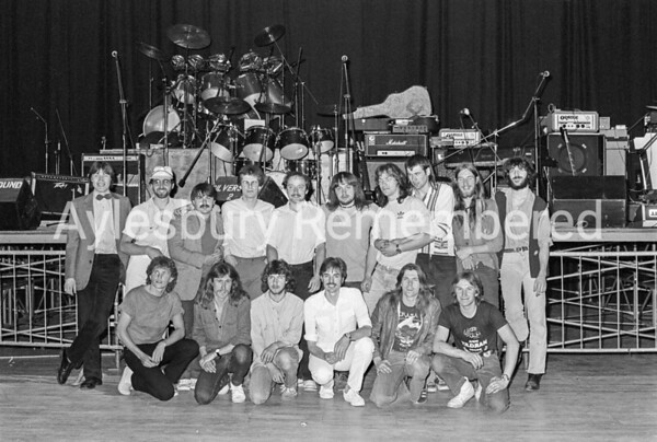 Marillion, Cruise & Solstice, June 19th 1982