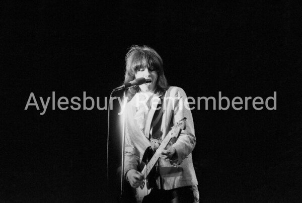 The Pretenders, July 27th 1981