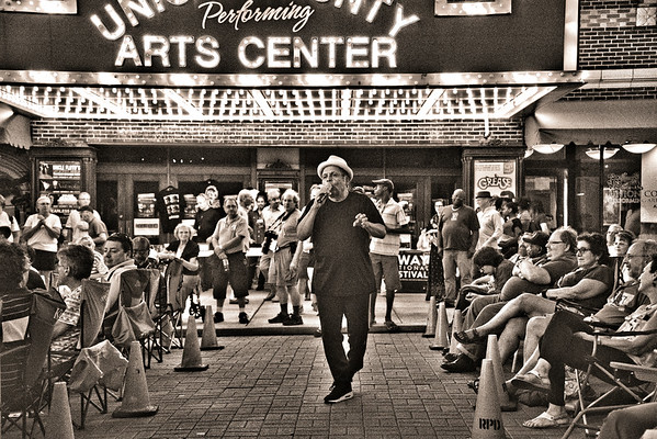 Garland Jeffreys in Rahway NJ August 2015